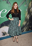 HOLLYWOOD, CA - JUNE 26: Holland Roden attends the Los Angeles premiere of the HBO limited series 'Sharp Objects' at ArcLight Cinemas Cinerama Dome on June 26, 2018 in Hollywood, California.