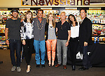 """Days Of Our Lives - Greg Vaughan,  Lauren Koslow, Wally Kurth, Melissa Reeves, Kristian Alfonso, Drake Hogestyn meet the fans as they sign """"Days Of Our Lives Better Living"""" on September 27, 2013 at Books-A-Million in Nashville, Tennessee. (Photo by Sue Coflin/Max Photos)"""