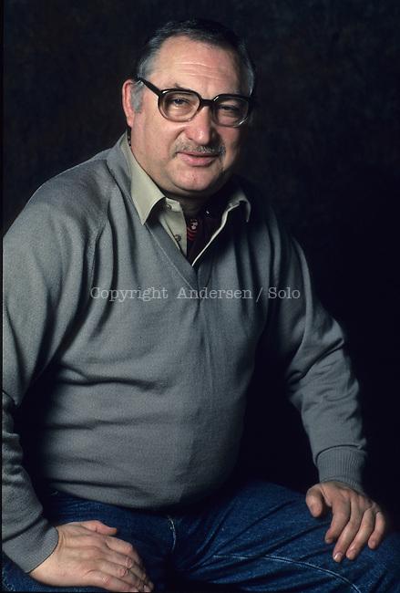 Friedrich Gorenstein, Russian writer in 1991.