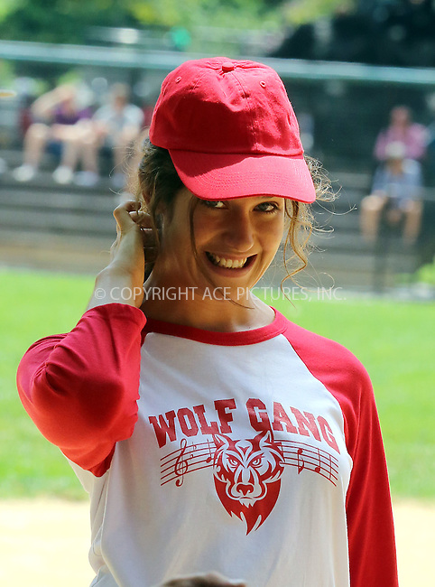 WWW.ACEPIXS.COM<br /> <br /> August 5 2015, New York City<br /> <br /> Actress Lola Kirke was on the Central Park set of the TV show 'Mozart in the Jungle' on August 5 2015 in New York City<br /> <br /> By Line: Philip Vaughan/ACE Pictures<br /> <br /> ACE Pictures, Inc.<br /> tel: 646 769 0430<br /> Email: info@acepixs.com<br /> www.acepixs.com