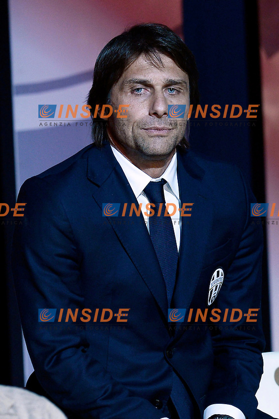 Antonio Conte <br /> Milano 27/01/2014 Teatro Dal Verme <br /> Gran gala' Oscar del calcio Aic ( Italian players association ) 2013 <br /> foto Daniele Buffa/Image Sport/Insidefoto
