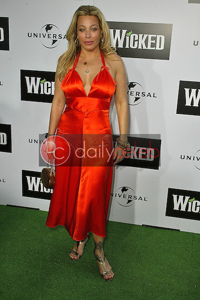 """Taylor Dayne<br /> at the LA Premiere of Universal's """"Wicked,"""" Pantages Theater, Hollywood, CA 06-22-05<br /> David Edwards/DailyCeleb.Com 818-249-4998"""