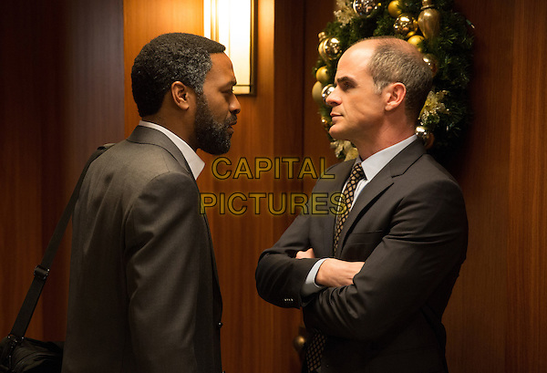 Secret in Their Eyes (2015) <br /> Chiwetel Ejiofor, Michael Kelly<br /> *Filmstill - Editorial Use Only*<br /> CAP/FB<br /> Image supplied by Capital Pictures
