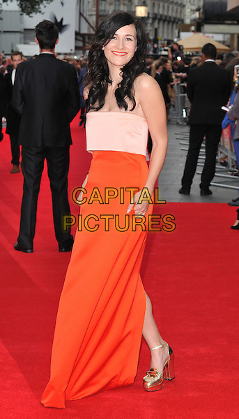 Sarah Solemani attends the &quot;The Bad Education Movie&quot; world film premiere, Vue West End cinema, Leicester Square, London, England, UK, on Thursday 20 August 2015. <br /> CAP/CAN<br /> &copy;Can Nguyen/Capital Pictures