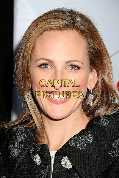 MARLEE MATLIN.75th Annual Hollywood Christmas Parade at the Hollywood Roosevelt Hotel, Hollywood, California, USA, .26 November 2006..portrait headshot.CAP/ADM/BP.©Byron Purvis/Admedia/Capital Pictures