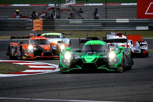 Ed Brown, Johannes van Overbeek, Jon Fogarty, No. 31 Extreme Speed Motorsports Ligier JS P2 Honda, 2015 FIA WEC 6 Hours of Shanghai