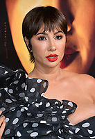 "LOS ANGELES, CA. January 30, 2019: Jackie Cruz at the world premiere of ""Miss Bala"" at the Regal LA Live.<br /> Picture: Paul Smith/Featureflash"