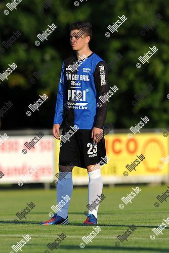 2012-07-25 / Voetbal / seizoen 2012-2013 / Rupel-Boom / Bjorn Cornelissens..Foto: Mpics.be