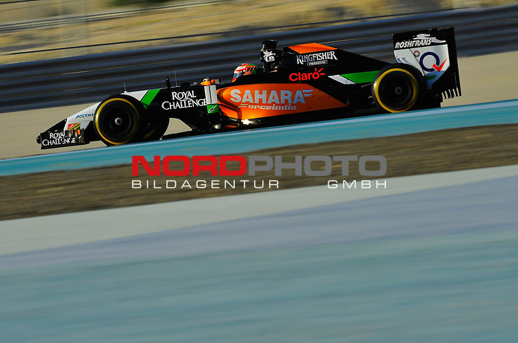 Sergio Perez (MEX) Force India Formula One Team<br />  Foto &copy; nph / Mathis