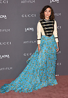 Rowan Blanchard at the 2017 LACMA Art+Film Gala at the Los Angeles County Museum of Art, Los Angeles, USA 04 Nov. 2017<br /> Picture: Paul Smith/Featureflash/SilverHub 0208 004 5359 sales@silverhubmedia.com