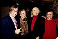 March 1993 File photo - Gilles Vigneault