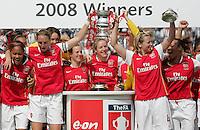 080505 Arsenal Ladies v Leeds Utd Ladies