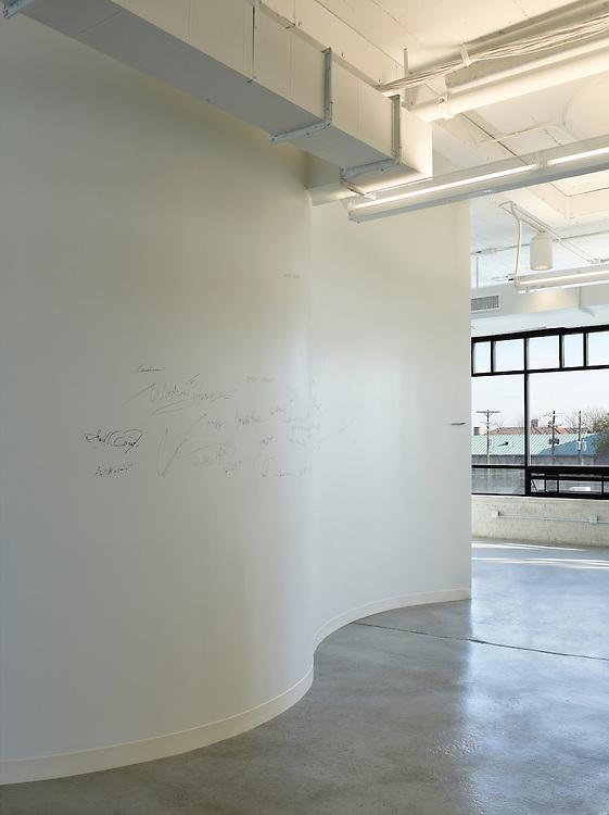 Columbus College of Art & Design Design Studios on Broad   Acock Associates