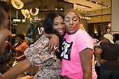 May 25, 2019: NeNe Leakes and Jennifer Williams Visit Swagg Boutique