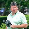 Mike Gorham at Delaware Park on 7/5/17