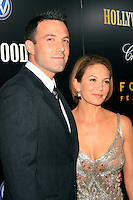 Beverly Hills, California - September 7, 2006.Ben Affleck arrives with Diane Lane at the Los Angeles Premiere of  Hollywoodland held at the Samuel Goldwyn Theater..Photo by Nina Prommer/Milestone Photo