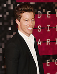 LOS ANGELES, CA - AUGUST 30: Professional snowboarder Shaun White arrives at the 2015 MTV Video Music Awards at Microsoft Theater on August 30, 2015 in Los Angeles, California.
