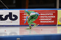 SCHAATSEN: LEEUWARDEN, 22-10-2016, Elfstedenhal, KNSB Trainingswedstrijden, Jorien ter Mors, ©foto Martin de Jong