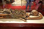 Skeleton of Sidonian King Tabnit, Istanbul Archaeology Museum