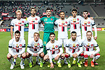 Western Sydney Wanderers squad pose for team photo during the AFC Champions League 2017 Group F match between FC Seoul (KOR) vs Western Sydney Wanderers (AUS) at the Seoul World Cup Stadium on 15 March 2017 in Seoul, South Korea. Photo by Chung Yan Man / Power Sport Images