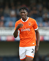 Blackpool's Armand Gnanduillet<br /> <br /> Photographer Rob Newell/CameraSport<br /> <br /> The EFL Sky Bet Championship - Southend United v Blackpool - Saturday 10th August 2019 - Roots Hall - Southend<br /> <br /> World Copyright © 2019 CameraSport. All rights reserved. 43 Linden Ave. Countesthorpe. Leicester. England. LE8 5PG - Tel: +44 (0) 116 277 4147 - admin@camerasport.com - www.camerasport.com