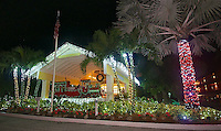 EUS- Tween Waters Inn Christmas Lights, Captiva Island FL 12 13