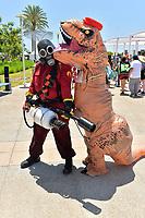 Eindrücke von der San Diego Comic-Con International 2017 San Diego, 23.07.2017
