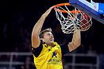 League ACB-ENDESA 2017/2018 - Game: 11.<br /> FC Barcelona Lassa vs Iberostar Tenerife: 91-93.<br /> Mateusz Ponitka.