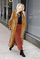 NOV 14 Sienna Miller seen in NYC