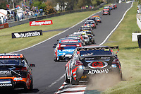 2016 Supercheap Auto Bathurst 1000. Round 2 of the Pirtek Enduro Cup. #96. Dale Wood (AUS) David Russell (AUS). Nissan Motorsport and GB Galvanizing Racing. Nissan Altima.