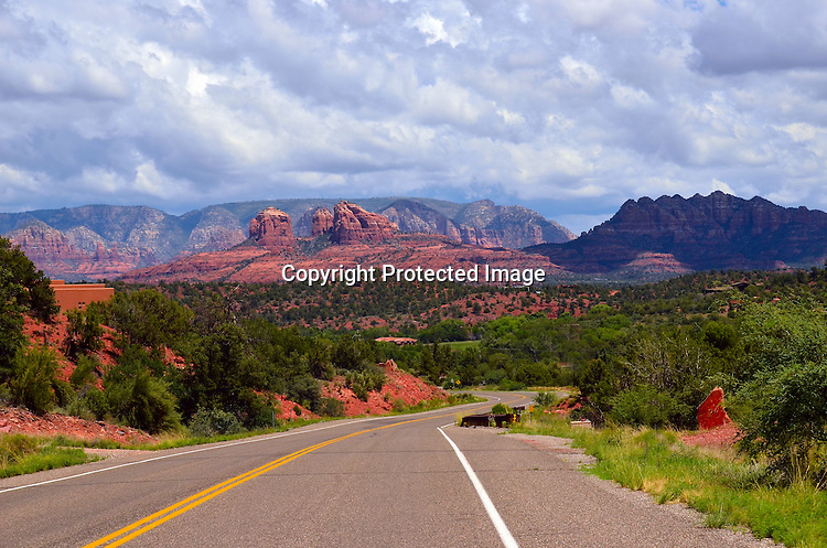 Red Rock and Scenics from Sedona
