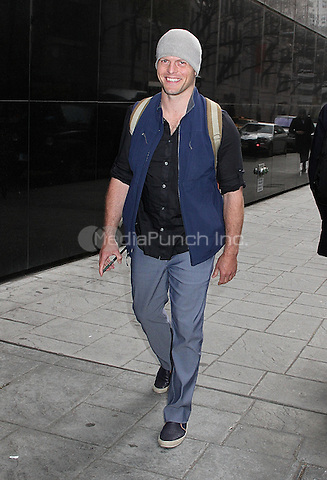 NEW YORK, NY - DECEMBER 6:  Self-help author Tim Ferriss spotted leaving 'Good Day New York' where he promoted his book 'Tools of Titans'  in New York, New York on December 6, 2016.  Photo Credit: Rainmaker Photo/MediaPunch