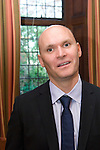 Anthony Doerr, winner of The Sunday Times EFG Private Bank Short Story Award 2011 at Corpus Christi during the Sunday Times Oxford Literary Festival, UK, 2-10 April 2011. <br />