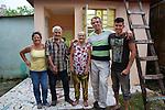 Mimita, Regalado, Maria, Raymond & Yuniel