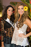 Miss USA contestants hosted by Golden Nugget for poolside reception, and evening at Golddiggers Nightclub.