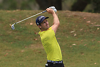 Harry Bateman (NZL) on the 11th fairway during Round 2 of the Australian PGA Championship at  RACV Royal Pines Resort, Gold Coast, Queensland, Australia. 20/12/2019.<br /> Picture Thos Caffrey / Golffile.ie<br /> <br /> All photo usage must carry mandatory copyright credit (© Golffile | Thos Caffrey)