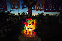 Celebration of the Day of the Dead in Mexicali Mexico