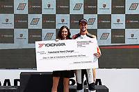 Race 2, GT3 CAN, Yokohama Hard Charger Award, #14 Engineered Automotive, Porsche 991 / 2019, GT3CP: Michael Fantin