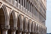 Italy, Venice. Doge's Palace