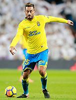 UD Las Palmas' Alberto Aquilani during La Liga match. November 5,2017. (ALTERPHOTOS/Acero)