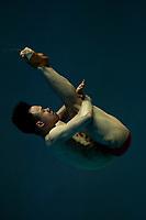 XIE Siyi CHN <br /> Men 3m Springboard final <br /> Gwangju South Korea 18/07/2019<br /> Diving Men 3m Springboard final<br /> 18th FINA World Aquatics Championships<br /> Nambu University Aquatics Center <br /> Photo © Andrea Staccioli / Deepbluemedia / Insidefoto