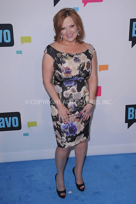 WWW.ACEPIXS.COM . . . . . .April 3, 2013...New York City...Caroline Manzo attends the 2013 Bravo New York Upfront at Pillars 37 Studios on April 3, 2013 in New York City ....Please byline: KRISTIN CALLAHAN - ACEPIXS.COM.. . . . . . ..Ace Pictures, Inc: ..tel: (212) 243 8787 or (646) 769 0430..e-mail: info@acepixs.com..web: http://www.acepixs.com .