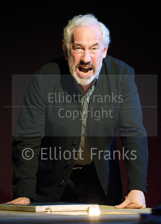 Being Shakespeare<br /> by Jonathan Bate<br /> directed by Tom Cairns<br /> at Trafalgar Studios, <br /> London, Great Britain<br /> <br /> press photocall<br /> 21st June 2011<br /> <br /> Simon Callow<br /> <br /> Photograph by Elliott Franks
