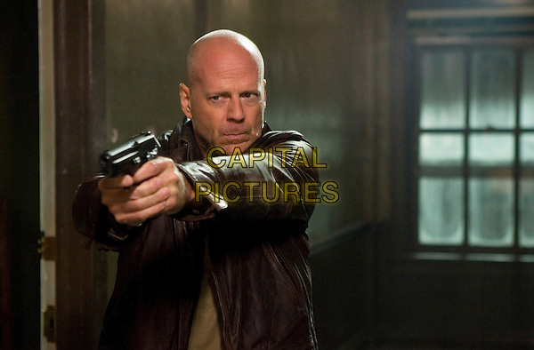 BRUCE WILLIS.in Live Free or Die Hard .**Editorial Use Only**.CAP/FB.Supplied by Capital Pictures