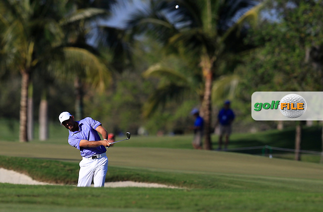 Charl Schwartzel (RSA) during the 2nd round at the WGC Cadillac Championship, Blue Monster, Trump National Doral, Doral, Florida, USA<br /> Picture: Fran Caffrey / Golffile
