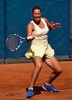 03-09-13,Netherlands, Alphen aan den Rijn,  TEAN, Tennis, Tean International Tennis Tournament 2013, Tean International ,   Lisanne Van Riet (NED)<br /> Photo: Henk Koster