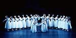 English National Ballet Les Sylphides. Monica perego, Reuben Martin, Simone Ckarke.