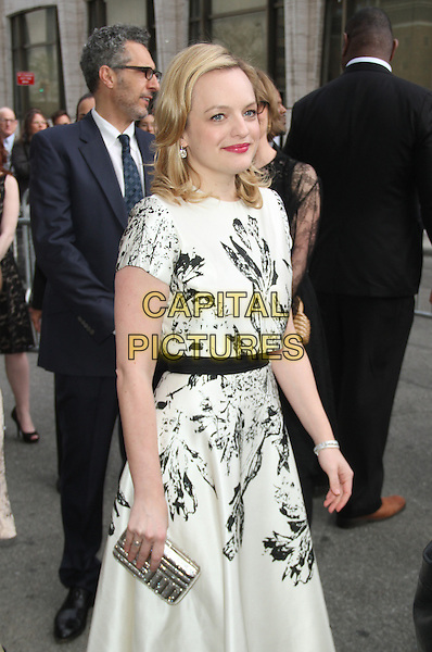 April 27,  2015: Elizabeth Moss at Film Society Lincoln Center presents 42nd Chaplin Award Gala  at Alice Tully Hall Lincoln Center in New York. <br /> CAP/MPI/RW<br /> &copy;RW/MPI/Capital Pictures