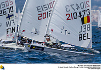 From 24th March to 1st April the bay of Palma  host the 48th edition of the Trofeo Princesa Sofia IBEROSTAR, one of the most important Olympic Classes regatta in the world. Around a 800 sailors from 45 nations will meet in Mallorca to start the Olympic path towards Tokyo 2020, in one of the most international sports event and with a higher participation in Spain. Image free of editorial rights. © Jesús Renedo / Sailing Energy / Trofeo Princesa Sofía IBEROSTAR