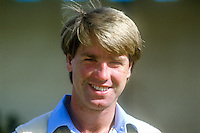 Paul Way, professional golfer, UK, competitor, Irish Open, June, 1986, 19860601PW<br />